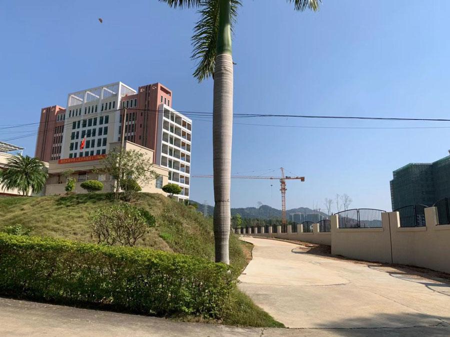 龙门县养老服务中心